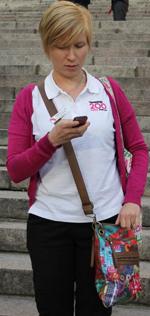 Kirjoittaja Laura Leipakka.