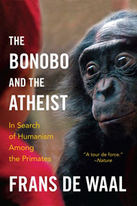 The Bonobo and the Atheist kansikuva.