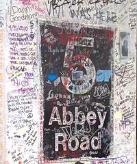 Abbey Road 5 Lontoossa.