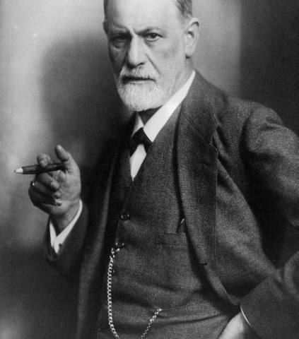 Sigmund Freud. Kuva: Wikimedia Commons