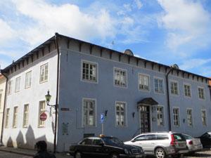 Viron luterilaisen kirkon konsistori. Kuva: Wikimedia Commons