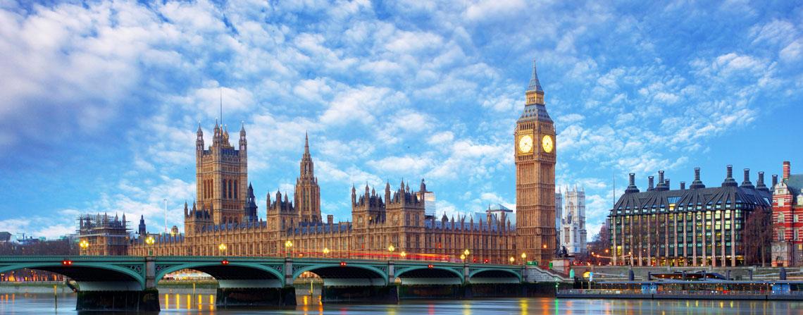 Näkymä Lontoosta. Kuva: TomasSereda/iStockphoto