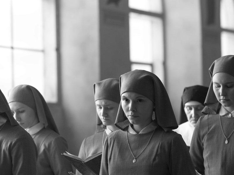 Pääosaa esittää amatoorinäyttelijä Agata Trzebuchowska. Kuva: Cinema Mondo