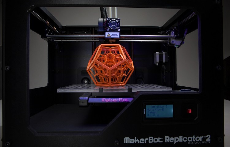 3D-tulostin. Kuva: Creative Tools/Flickr.