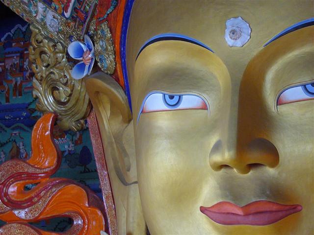 Buddha. Kuva: Jonathan Choe/Flickr.