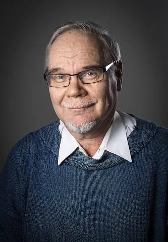 Heikki Räisänen. Kuva: Esko Jämsä