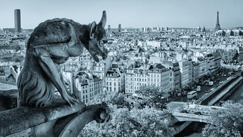 Maisema Pariisista. Kuva: Aitor Aguirregabiria/Flickr.