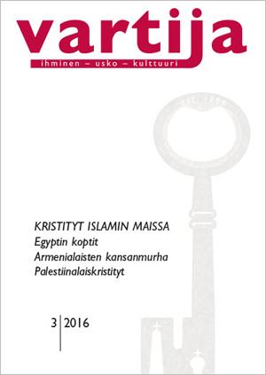 Vartijan 3/2016 kansi.
