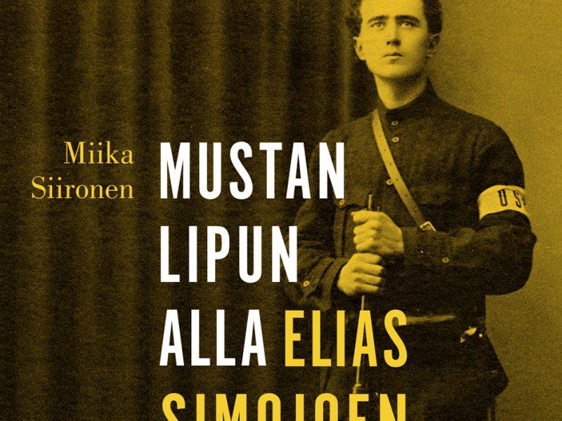 Miika Siironen: Mustanlipun alla. Kuva Atena kustannus.