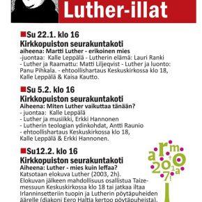 Lutheria ymmärtävät vain miehet?