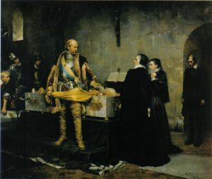 Yksi kirjan taidevinkeistä on Albert Edelfeltin maalaus Kaarle-herttuasta herjaamassa Klaus Flemingin ruumista. Maalaus on Turun linnassa.