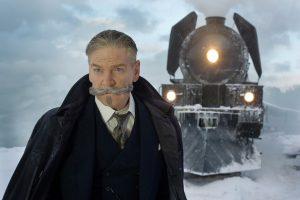 Hercule Poirotin moraali ei ole niin mustavalkoinen kuin tarinan alussa näyttää. Poirotia näyttelee Kenneth Branagh.