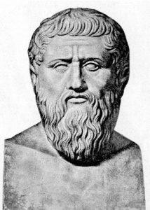 Platon. Kuva: Wikipedia.