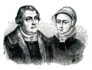Luther itse teki radikaalin teon mennessään naimisiin luostarista karanneen nunnan, Katharina von Boran kanssa.