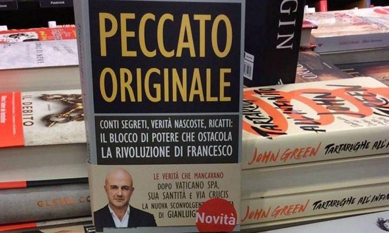 Gianluigi Nuzzin teos. Kuva: Facebook/Gianluigi Nuzzi