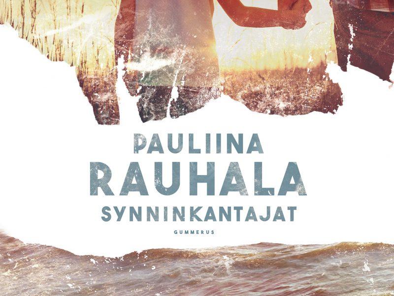 Pauliina Rauhala, Synninkantajat. Kansikuva.