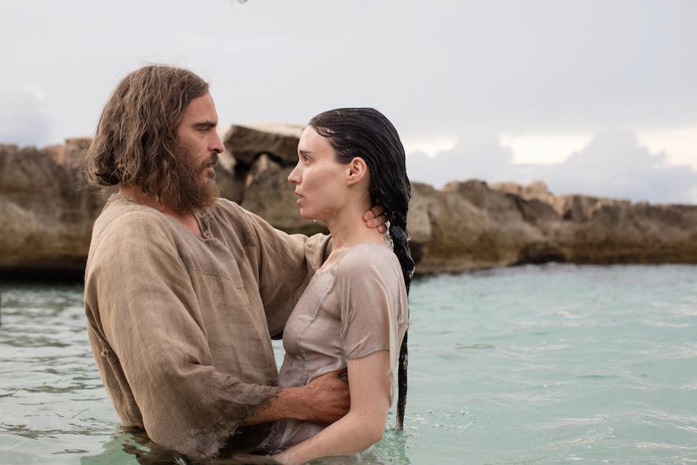 Jeesus ja Maria Magdaleena. Kuva: UPI Media.