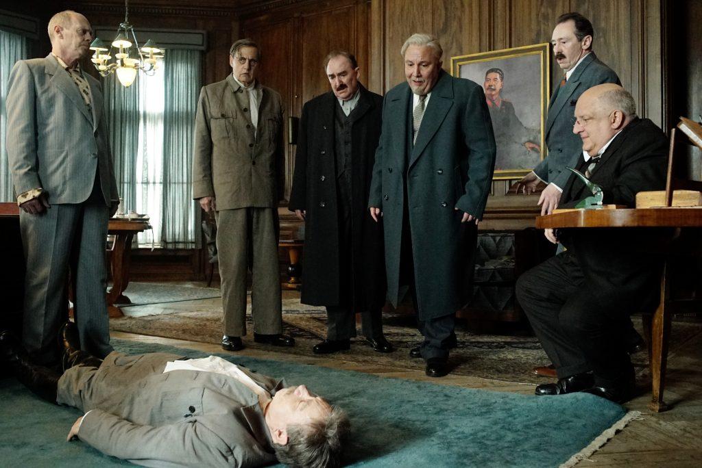 Onko Stalin nyt varmasti kuollut? Lähipiiri ihmettelee. Kyva Atlantic Film Finland.