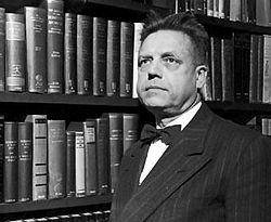 Alfred Kinsey. Kuva: Wikipedia/Creative Commons.