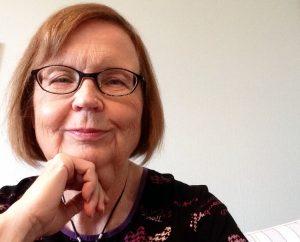 Marja Kuparinen 1947–2018.