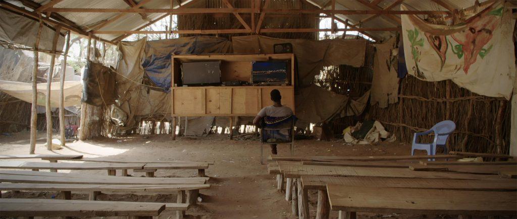 Cinema Dadaab. Kuva R & A.