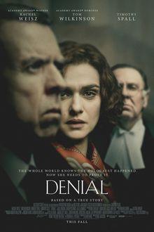 Denial-elokuvan juliste.