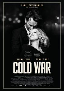 Cold War-elokuvan juliste.