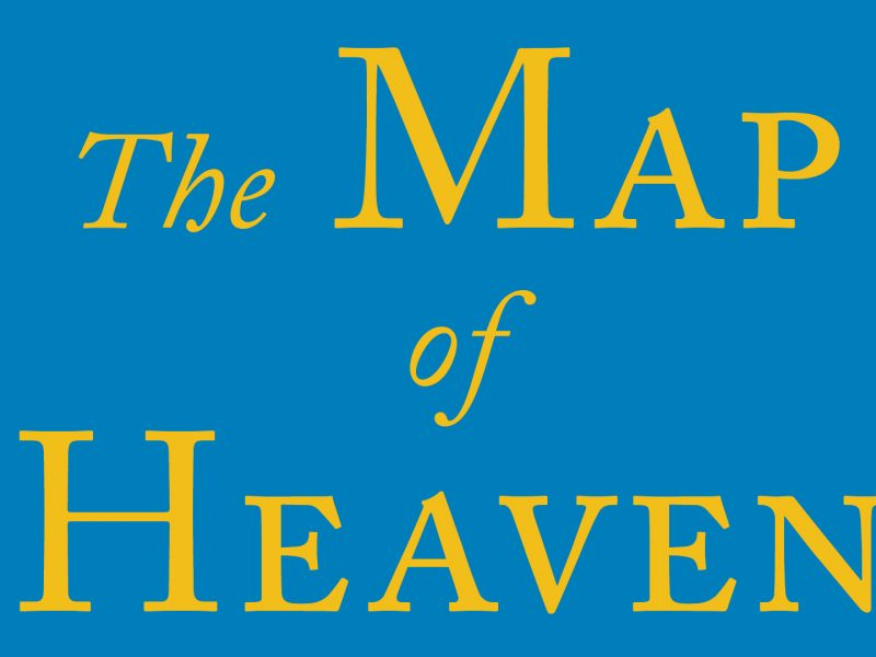 Eben Alexander: The Map of Heaven. Kansikuva.