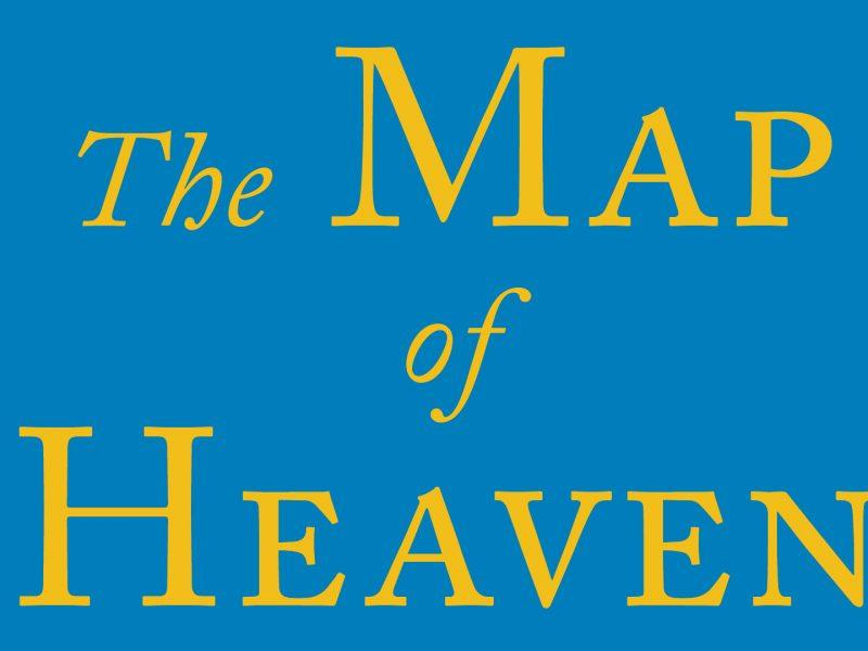 Eben Alexander: The Map of Heaven. Kansikuva.