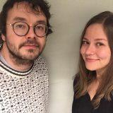 Tuomas Hurme ja Petra Kuivala