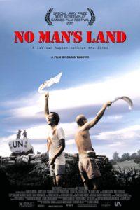 No Man's Land: elokuvan juliste. Kuva: Wikipedia.