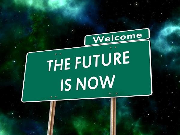 Tulevaisuus.