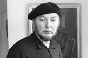 Runoilija Juha Mannerkorpi. Kuva Ylen sivuilta.