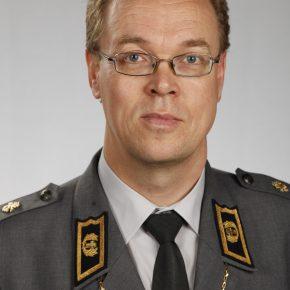 Kenttäpiispa Pekka Särkiö. Kuva: Kirkkohallitus/Aarne Ormio.