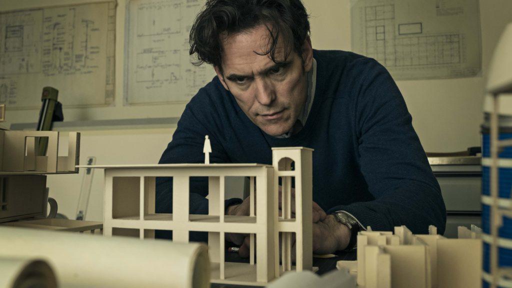 The House That Jack Built. Elokuvan pääosassa on Matt Dillon. Kuva: Zentropa/Christian Geisnaes.