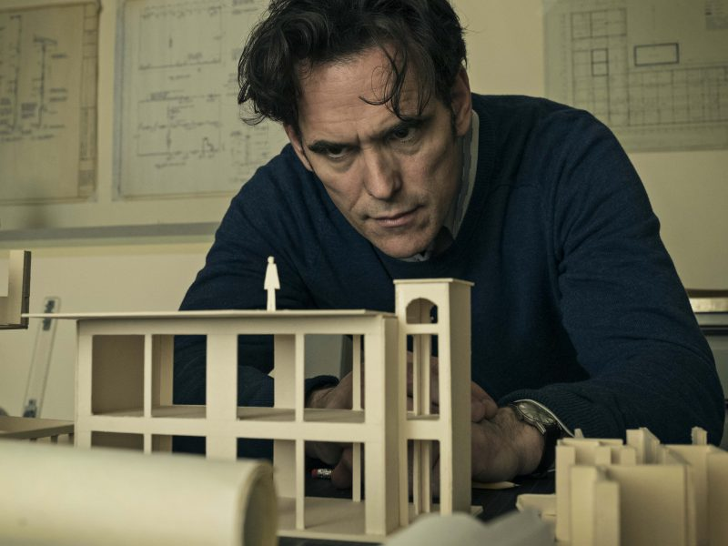The House That Jack Built. Elokuvan pääosassa on Matt Dillon. Kuva: Zentropa/Christian Geisnaes.