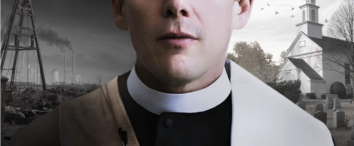 First Reformed -elokuvan mainosjuliste.