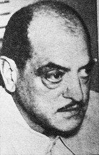 Ohjaaja Luis Buñuel. Kuva: Wikipedia.
