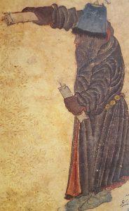 Turkkilainen kuvaus Iblisistä keskiajalta. Kuva: Wikipedia.