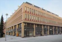 Pohjois-Suomen hallinto-oikeus auttaa, jos ei kirkko itse pysty. Kuva: oikeus.fi.