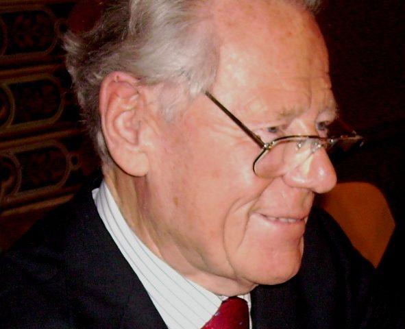 Hans Küng. Kuva: Wikipedia.