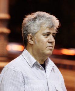 Pedro Almodovar vuonna 2008. Kuva: Wikipedia.