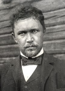 Eino Leino vuonna 1903. Kuva: Wikipedia.