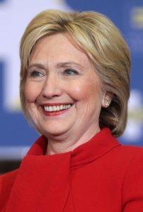Sydänmaalaiset eivät pidä myöskään Hillary Clintonista. Kuva: Wikipedia (Gage Skidmore).