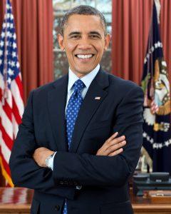 """Presidentti Barack Obama oli Amerikan """"sydänmaalaisille"""" kahdeksan vuoden painajainen. Kuva: Wikipedia."""