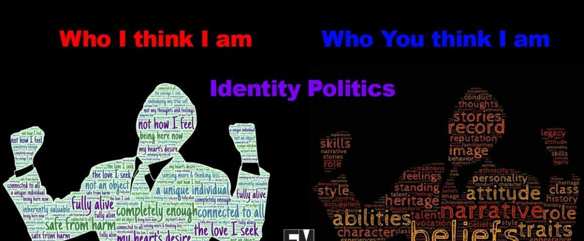 Identiteettipolitiikkaa. Kuva lainattu Men's Voices Ireland -sivustolta.