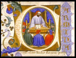 Boëthius (480–525). Kuva: Wikipedia.