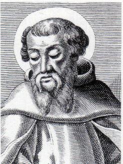 Irenaeus Lyonilainen (n. 130–200). Kuva: Wikipedia.