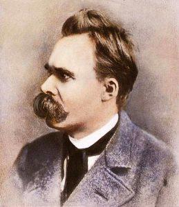 Friedrich Nietzsche. Kuva: Wikipedia.