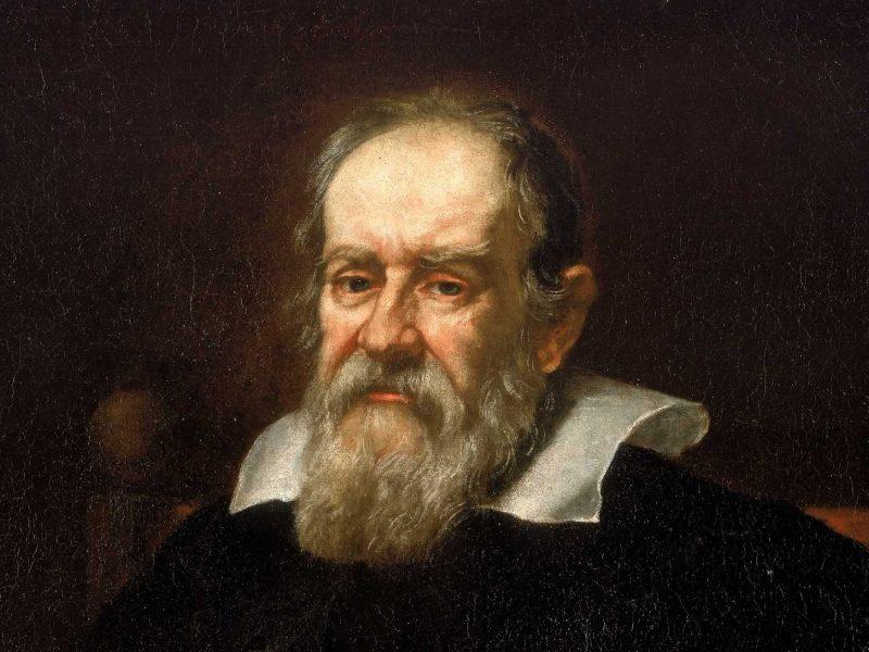 Justus Sustermansin muotokuva Galileo Galileista vuodelta 1636.